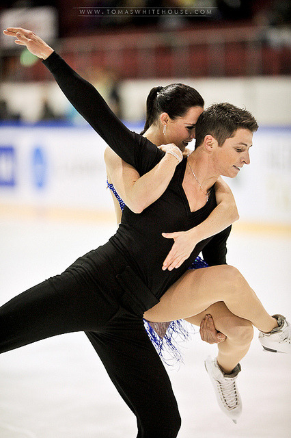 beautiful-shapes:  Finlandia Trophy 2011 SD tessa Virtue & Scott Moir