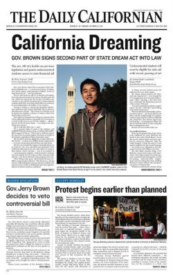 Front Page - Monday, October 10, 2011Ashley Villanueva/Senior Staff