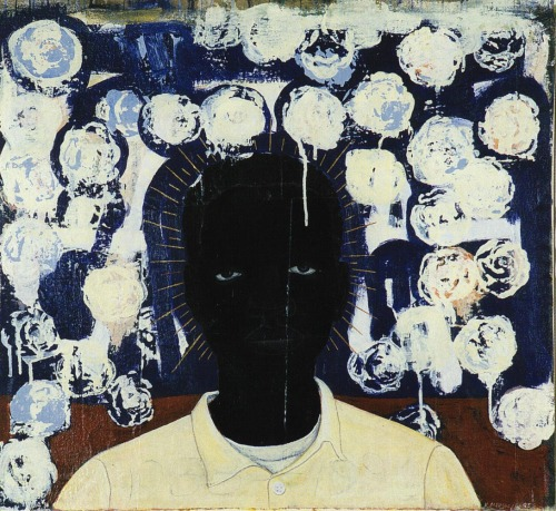 tobia:  Kerry James Marshall  Untitled 1993 »ferrarisheppard.