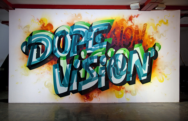 DOPE VISION/KREAL by K-real-TAD on Flickr.