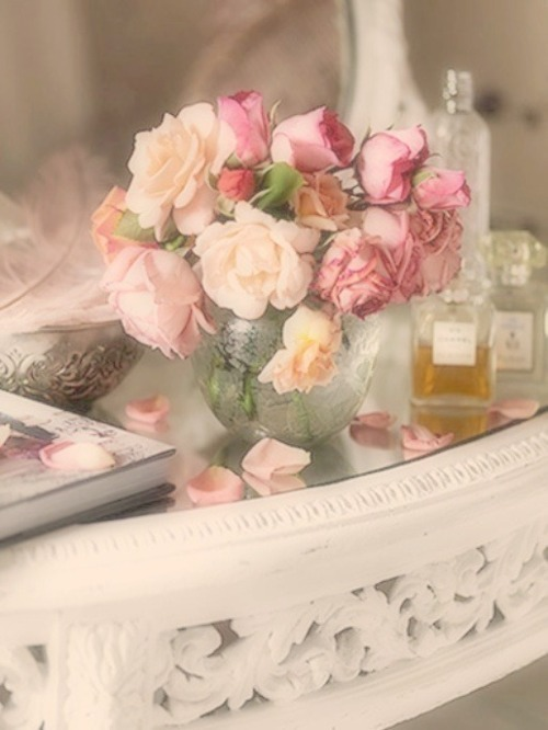 mymagicaljourney:  Vintage Rose Brocante on We Heart It. http://weheartit.com/entry/15906995
