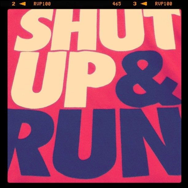 It's time to #run #runchat #nike #running #runners (Taken with instagram)