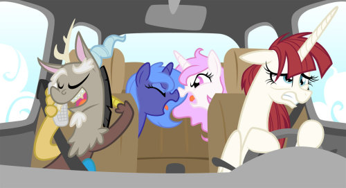 bronypride:  fuckyeahmlpfim:  askstormynight:  I'LL TURN THIS DAMN CAR AROUND by *Equestria-Prevails  The Lauren Faust alicorn. :D  My Little Faustie, My Little Faustie… Hell, I can't make up any more lyrics.  it can pretty much stay the way it is. I used to wonder what friendship could be until you shared it's magic with me