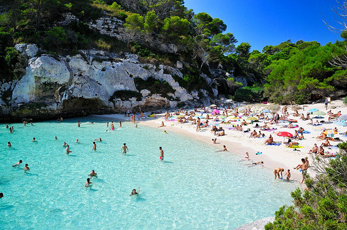Menorca, Spain. Let's go ! via -cityoflove