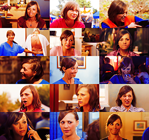 Things I love about season 2 of Parks and Recreation: Ann Perkins' Face