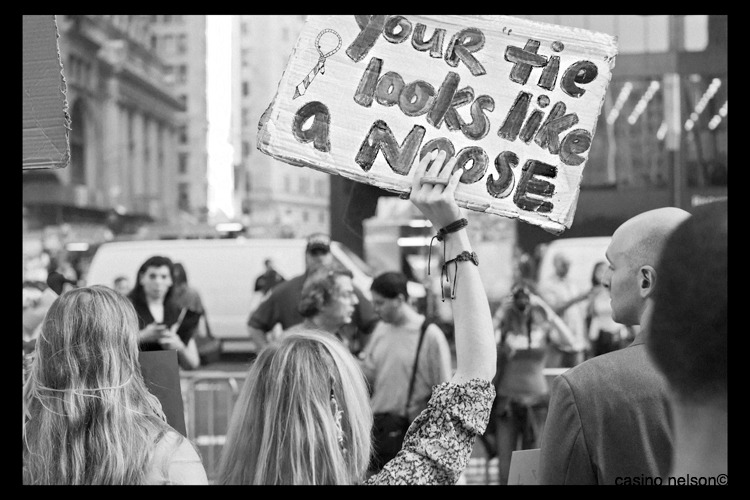 Occupy Wall Street 10-10-11