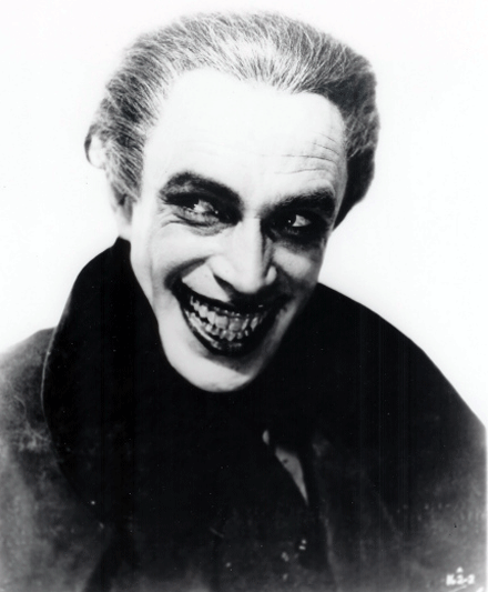 gazzelle:  Conrad Veidt - the inspiration behind the modern day Joker.