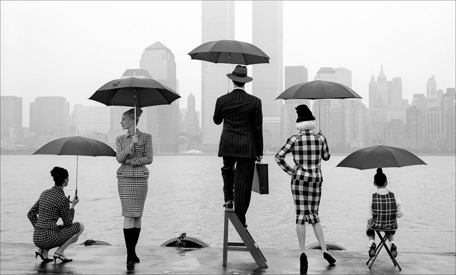 Skyline (1995). Rodney Smith.  (via)