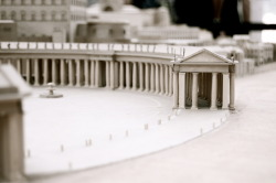 In Miniature  Vatican City, The Vatican  [2011]