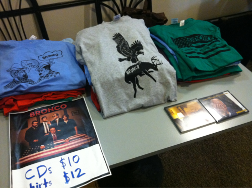 With a display like this, merch will be flying out the door.