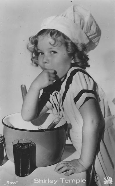 cosmosonic:  Shirley Temple