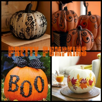 New @ LPF: Pretty Pumpkins