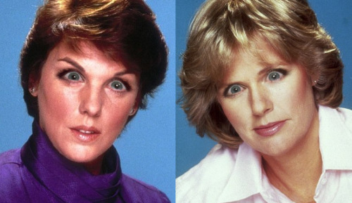 Cagney and Lacey with Michele Bachmann eyes.