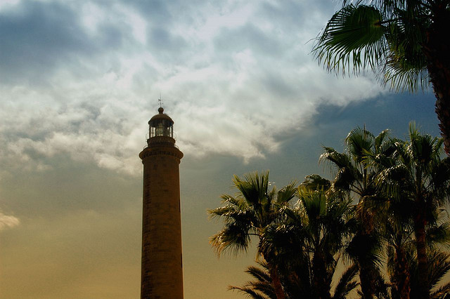 | ♕ |  El Faro/Lighthouse - Gran Canaria  | by © Jose Cuellar