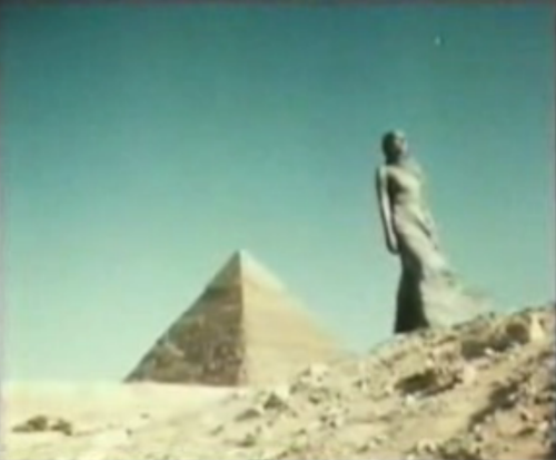 Lucifer Rising, Kenneth Anger, 1972