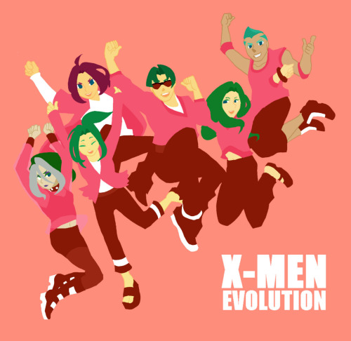 X-Men: Evolution!HSMS Parody