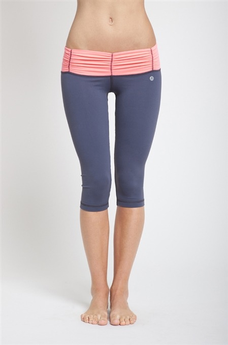 "Like those capris? They can be yours!!! Did you enter the Body Language giveaway yet? You have 30minutes until 12AM tonight!!! It only takes 1 minute to enter, see directions here. Sign up for my newsletter to find out who the winner is at 12AM TONIGHT!!!! (Click on subscribe on the top right hand corner of my blog here.) If you don't have twitter, gmail, or yahoo, just click on  ""Don't have any of these? Create a new Google Account"" on the bottom. GOOD LUCK EVERYONE!"