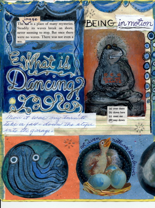 "thenearsightedmonkey:  Outtake from ""What It Is"" by Lynda Barry"