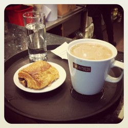 You get your money's worth with the large coffee at Bristol airport! #bristol #airport #ig #igersbristol #café #coffee  (Taken with Instagram at Bristol Airport (BRS))