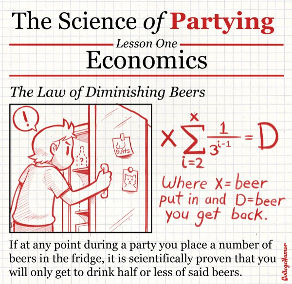 The Science Of Partying