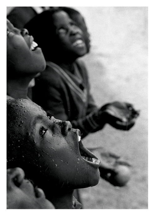 "© Chris Steele-Perkins, 1981, South Africa ""Everything shifts as you move, and different things come into focus at different points of your life, and you try to articulate that."" (Chris Steele-Perkins) » find more of Magnum Photos here «"