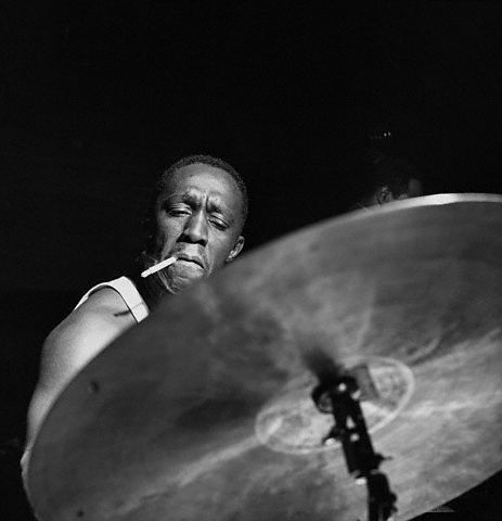 Born on this day: Abdullah Ibn Buhaina, better known as Art Blakey Photo by Francis Wolff