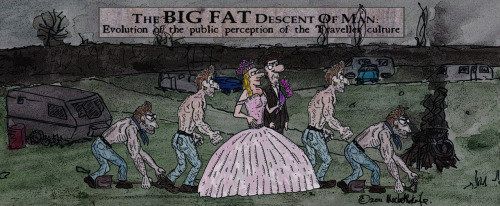 """The BIG FAT Descent of Man""… published by The TV Collective, September 2011 (@thetvcollective)"