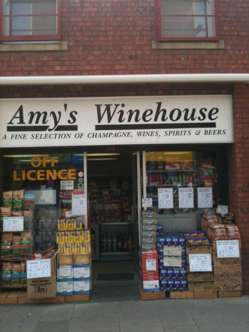 <pic> Amy's Winehouse