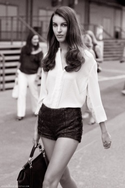 suchaprettyworld:  Ruby Aldridge