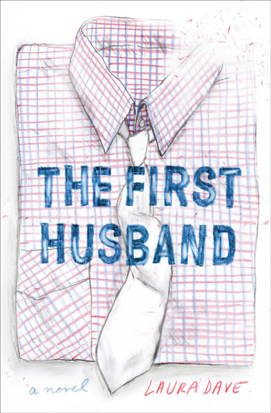 designgallery:  The First Husband by Laura Dave book cover designby Jaya Miceli