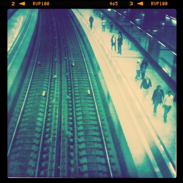 Seems like a train comin (Taken with instagram)
