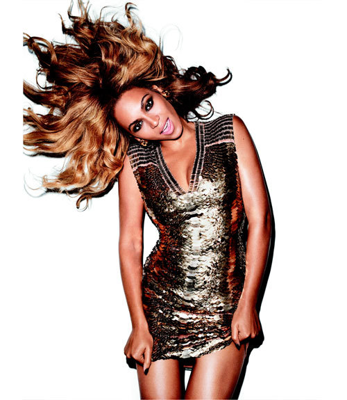 Beyonce shot by Terry Richardson at The Standard, New York - See behind the scenes video here!