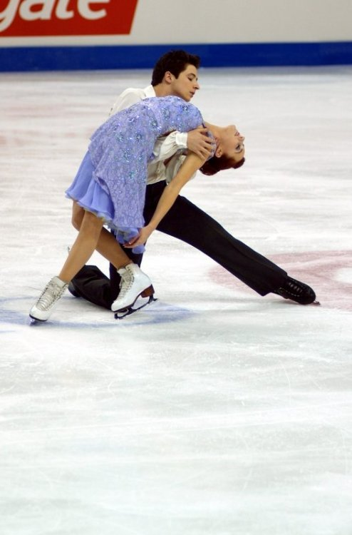 beautiful-shapes:  Virtue - Moir, 2007 FD Valse Triste