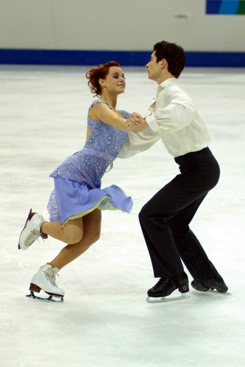 beautiful-shapes:  Virtue & Moir, 2007 Nats FD - Valse Triste