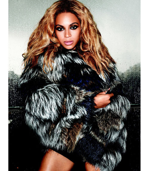 Beyonce and Terry Richardson for Harper's Bazaar