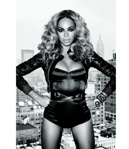 Beyonce and Terry Richardson for Harper's Bazaar. More here…