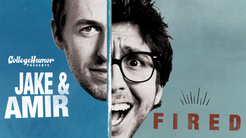 Announcing: Jake & Amir Fired - A brand new, never-before-seen 30 minute episode! Click through to check out the trailer! Want more exclusive content? The DVD also has: Behind-the-scenes footage Outtakes  Commentary The dudes' hand-picked favorite 10 episodes A full-length Ace & Jocelyn episode