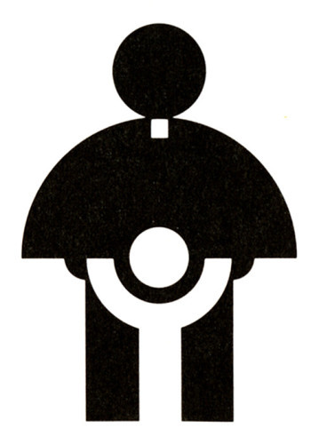 DIRTY CATHOLIC ART1973 for the Catholic Church's Archdiocesan Youth Commission