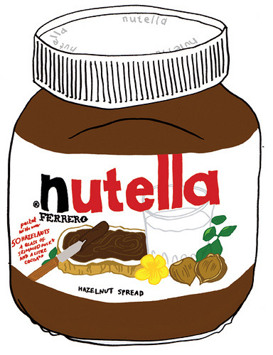 Nutella by hwayoungjung on Flickr.