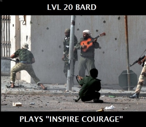 "Dat level 20 Bard needs to play ""I'm stupid"""