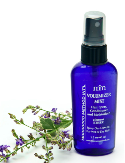 Company: Morrocco Method Int'lProduct: Sapphire Volumizer Mist ConditonerVerdict: 4/5 If you're a thin haired-gal (or guy!) you will know the hardships and struggles of finding products that give your hair the volume it lacks without weighing it down. I have unfortunately tried countless products that promised to give my hair 'extreme volume' or a 'weightless lift'. Well, such as life, their promises were broken. My bathroom soon became home of products that just couldn't serve my hair the purpose it needed. However, when I tried Morrocco Method (a 100% vegan company!!) my precious locks were opened to a whole new world of volume. The Sapphire Volumizer Mist is a 100% natural, moisturizing formula perfect for the days where your hair is looking extra limp and needs to be quickly revived to life. All you have to do is simply spritz it on to wet or dry hair, and style it as usual- Easy peasy! It leaves your hair smelling clean and fresh, while adding that extra little kick of volume to your tresses! I specifically loved this product for lazy days at the beach, where my hair would get repeatedly flattened by both the suns rays and the waters waves (no rhyme intended…) it helped revitalize it by adding moisture and kept the frizzies down in just a few quick sprays!  Morrocco Method is a 100% Vegan, Raw, Gluten Free hair care company designed to make you and your hair happy! (What more can you ask for?)  Check out Morrocco Method and all of their other wonderful products on their website here! I also suggest trying out their natural Sea Essence Shampoo for a little extra morning pick-me-up!  The Lowdown;  Pros The Volumizer Mist helps add a kick of volume while adding moisture and keeping your hair frizzies at bay It didn't weigh my hair down or make it feel greasy It's a quick way to add volume without a sticky mess on your hands The scent makes your hair smell like it was freshly washed 100% Vegan Raw Gluten Free Cruelty free- not tested on animals!!  Cons I'm happy to say I'm con-free! :) www.morroccomethod.com