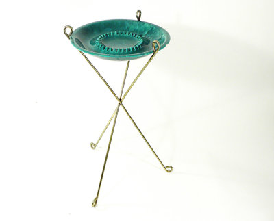 Vintage Ashtray by jetsetvintage