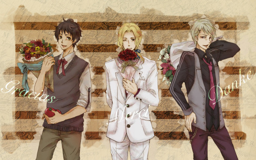 Spain, France and Prussia  === Thank you to my new followers!