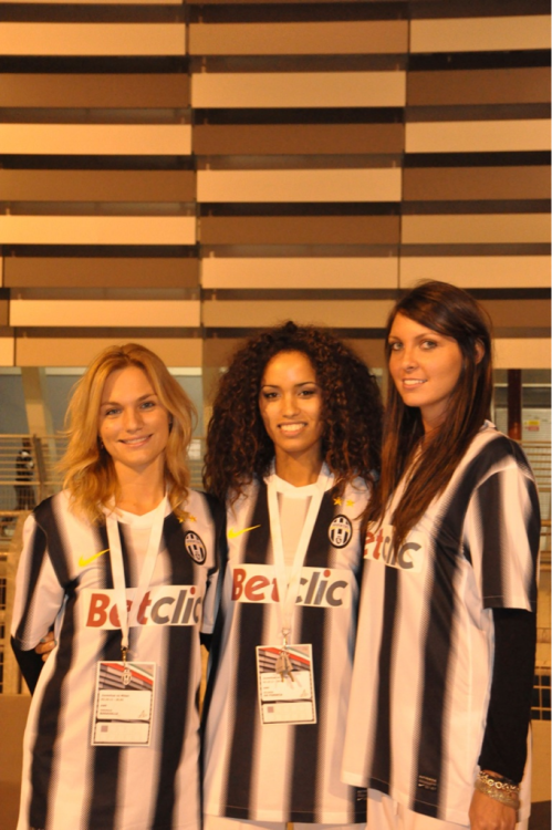 The Juve Girls