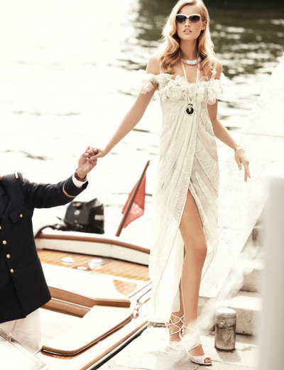 Vogue Spain Oct '11 | Toni & Clive