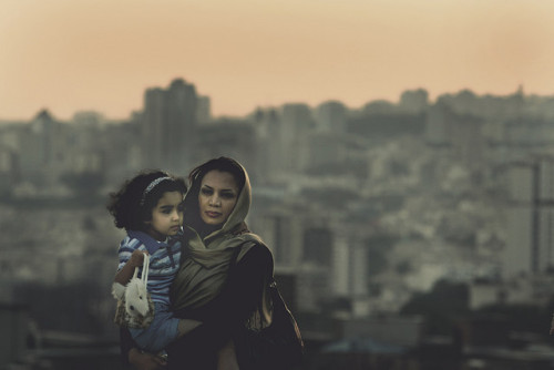 flaneur-etrange:  Tehran! City of Loneliness and companionship