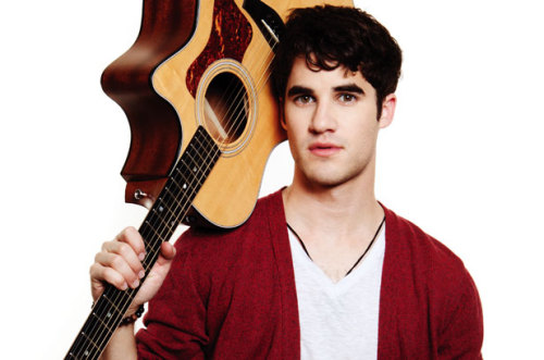 this is darren criss, also known as the most beautiful man on the face of the earth. enjoy.