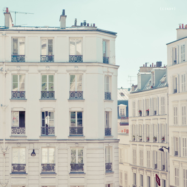 ysvoice:  Paris appartment  | by {cindy} | via cindyprins