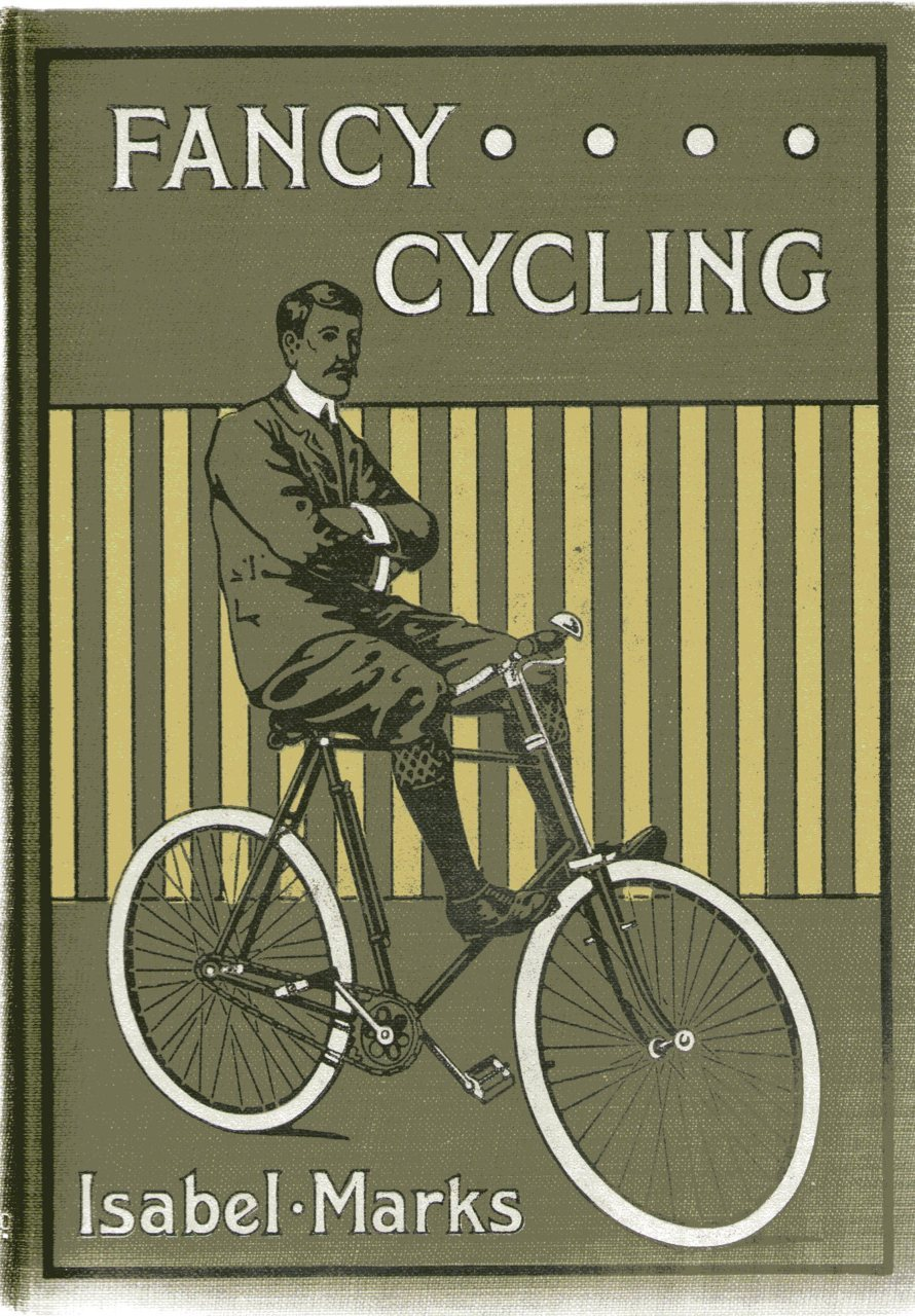 Fancy Cycling, 1901.