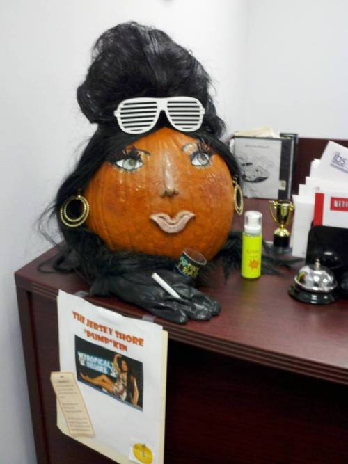 Snooki is Pumpkin Snooki is a Pumpkin (via)